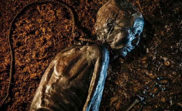 Ritual Sacrifice: Bog Bodies and Beyond